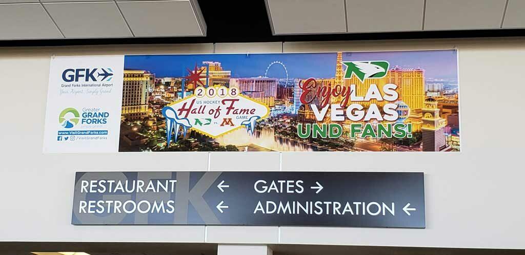 UND Hockey Weekend in Vegas!