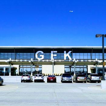 GFK Parking