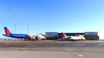 Planes at GFK