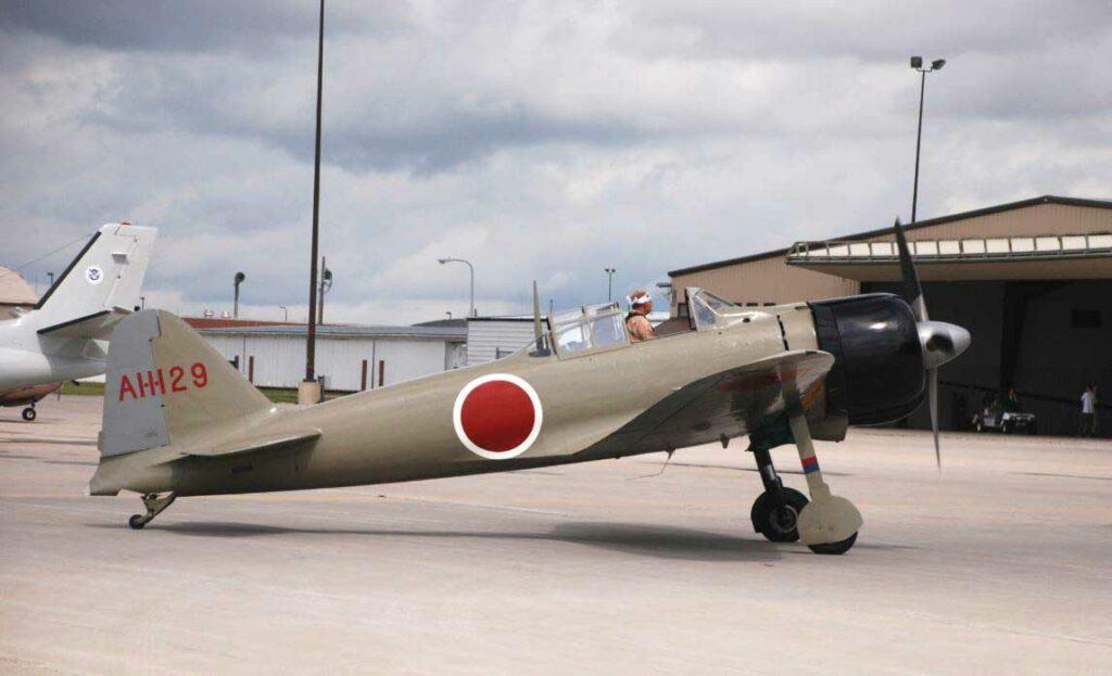 Japanese Zero3