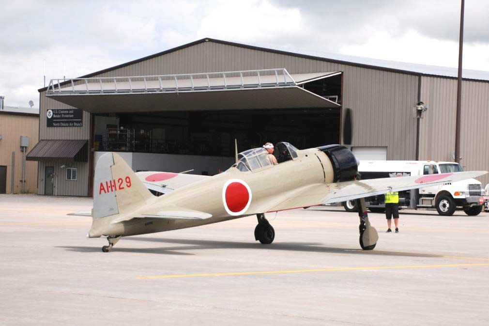 Japanese Zero4
