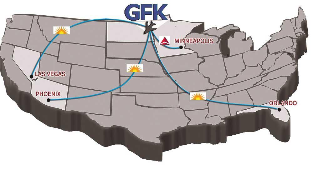 GFK Destinations