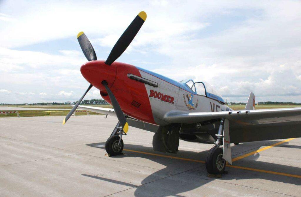 Mustang P 51 Boomer (3)