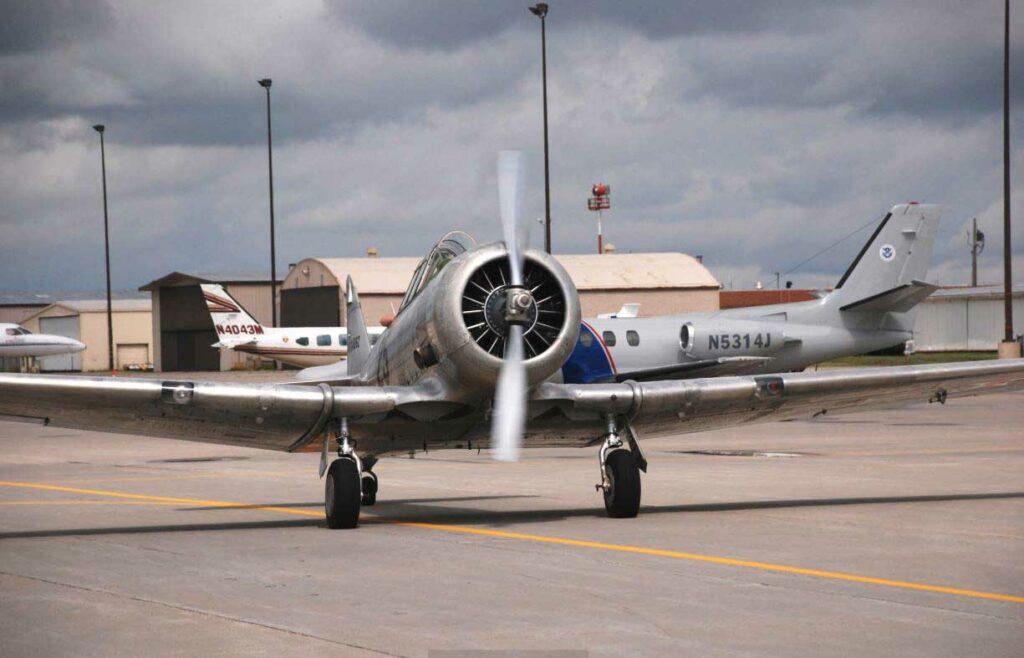 T 6 Texan