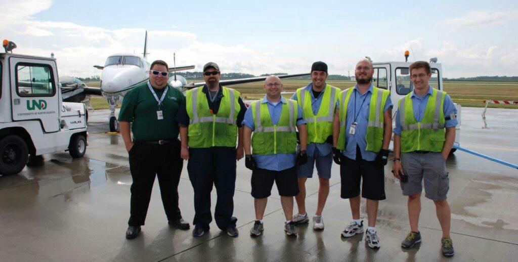 UND Staffers