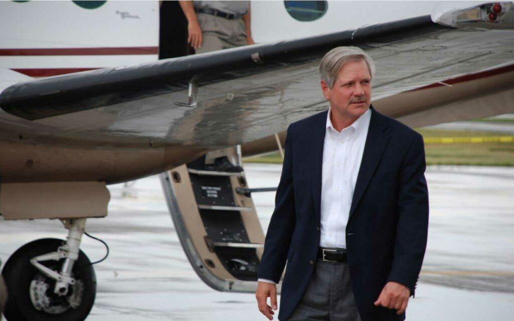 US Senator John Hoeven