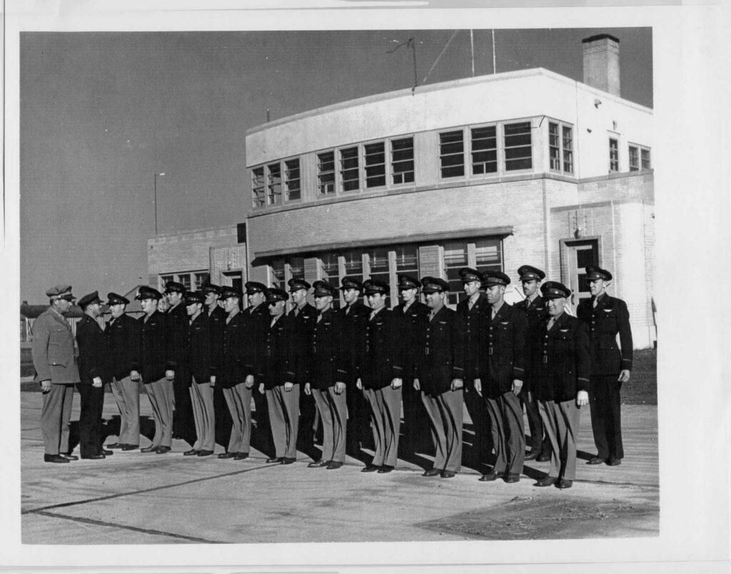 Flight Instructors - 1943