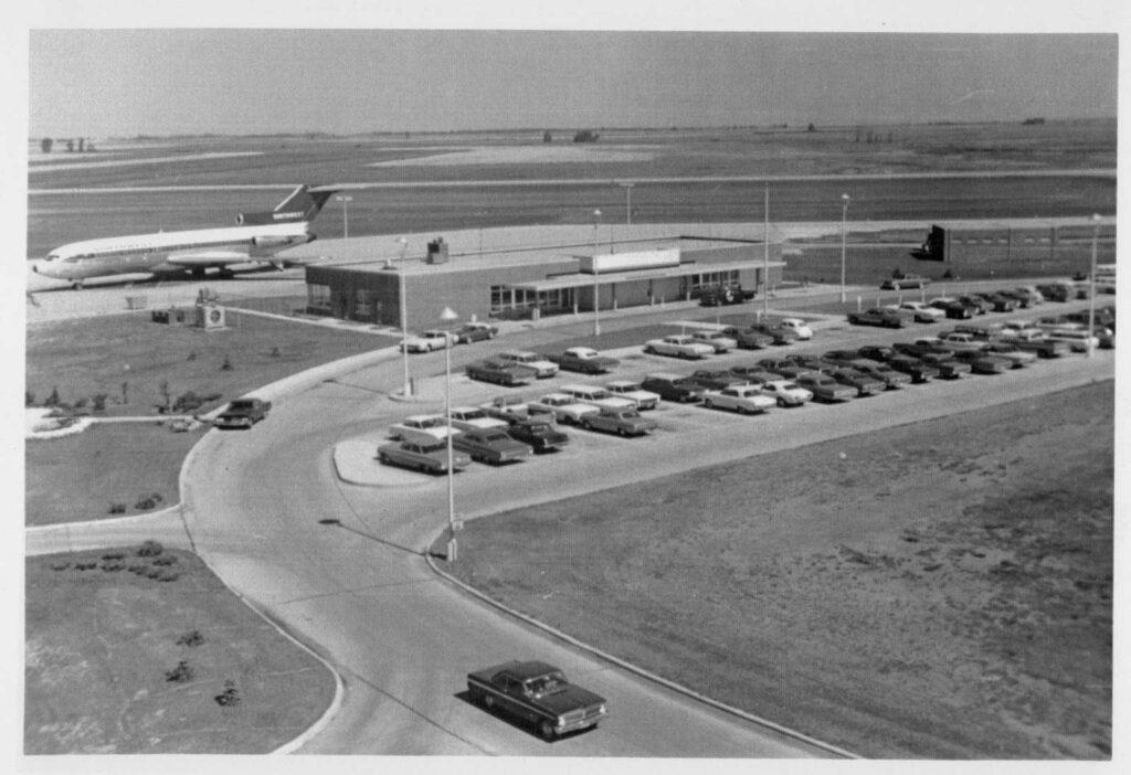 Terminal - July 1967
