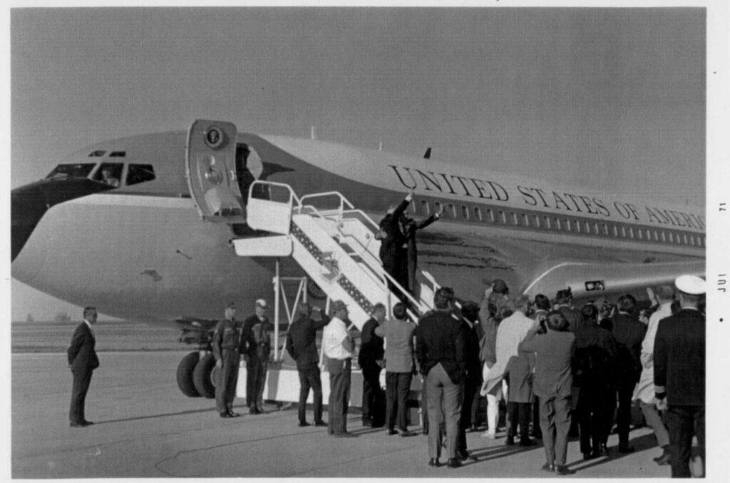 Nixon visit -1970