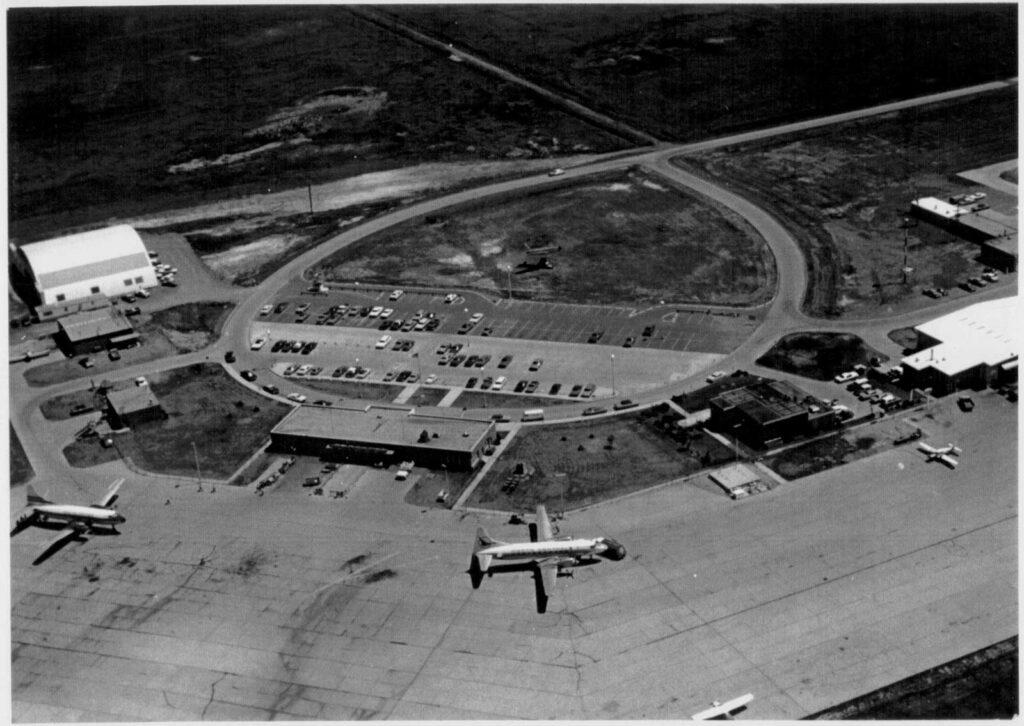 Parking Expansion - 1971