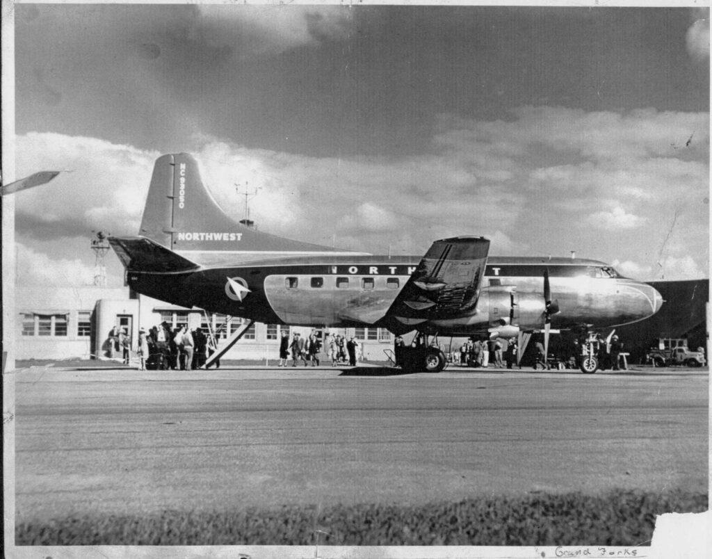 Martin 202 Aircraft