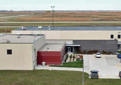 The Stephen Rucinski Maintenance Center