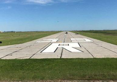 Aircraft Surface Painting at GFK